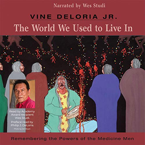 The World We Used to Live In cover art