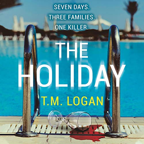 The Holiday audiobook cover art