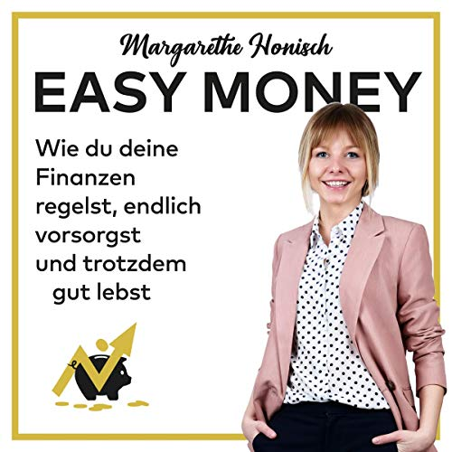 Easy Money (German edition) audiobook cover art