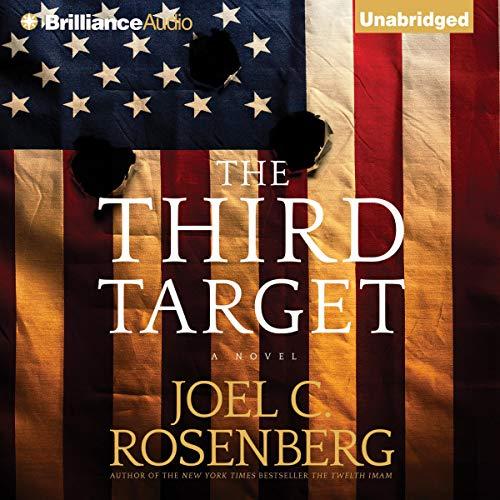 The Third Target Audiobook By Joel C. Rosenberg cover art