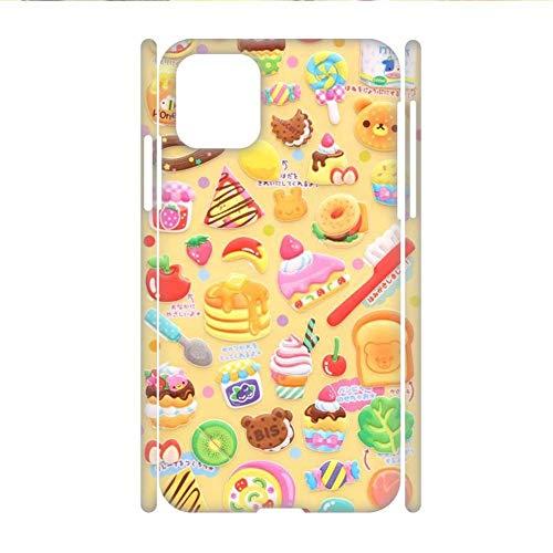para Niños Obvio Compatible para Samsung S 21 Ultra con Candy Caja del Teléfono Abs