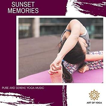 Sunset Memories - Pure And Serene Yoga Music