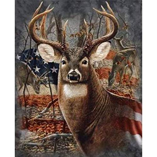 MOL Deer 5D Diamond Painting 50x70cm/20x28in