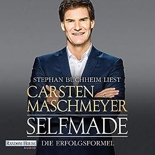 Selfmade: Die Erfolgsformel                   Autor:                                                                                                                                 Carsten Maschmeyer                               Sprecher:                                                                                                                                 Stephan Buchheim                      Spieldauer: 13 Std. und 47 Min.     198 Bewertungen     Gesamt 4,6