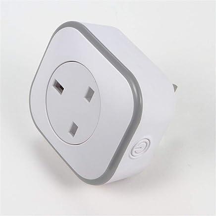QUARK Smart Plug WiFi Wireless, Controllo Vocale Timer App Remote 10A 2000W Dispositivi Funziona con Alexa Google Assistant E IFTTT No Hub - Trova i prezzi più bassi