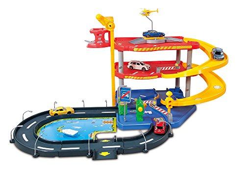 Bburago - 30025 - Véhicule Miniature - Parking play set