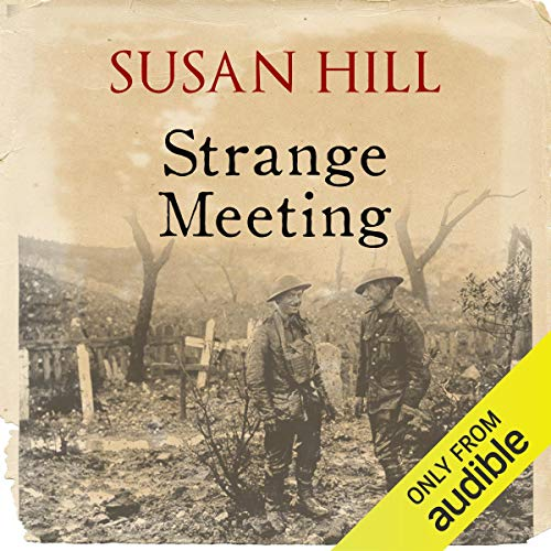 Strange Meeting cover art