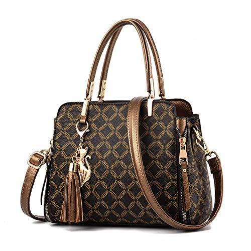 FHBDFJTTassel omhangtas voor vrouwen, een hoofdvrouw voor dames, handtassen, merk handtassen, vrouwen, tassen, ontwerpers,