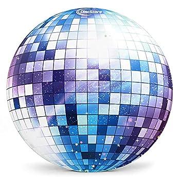 Discraft ESP Buzzz Supercolor Disc Golf Midrange Flying Disc Plus Free Mini Marker - Disco Ball