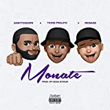 Monate (feat. Th3rd Prolific & IronAge) [Explicit]