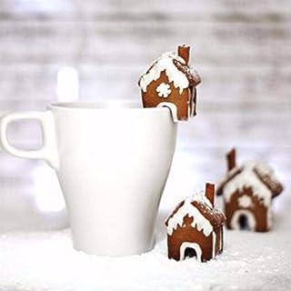 Beito Serie De Navidad 3pcs Acero Inoxidable De DIY 3D Corta