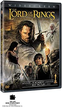 DVD The Lord of the Rings: The Return of the King Book