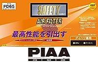 PIAA エアーフィルター 1個入 [ダイハツ車用] テリオス_他 PD65