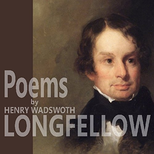Poems by Henry Wadsworth Longfellow audiobook cover art