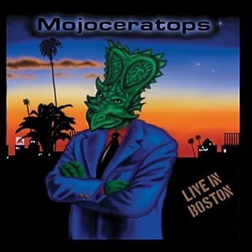 Mojoceratops (Live in Boston)