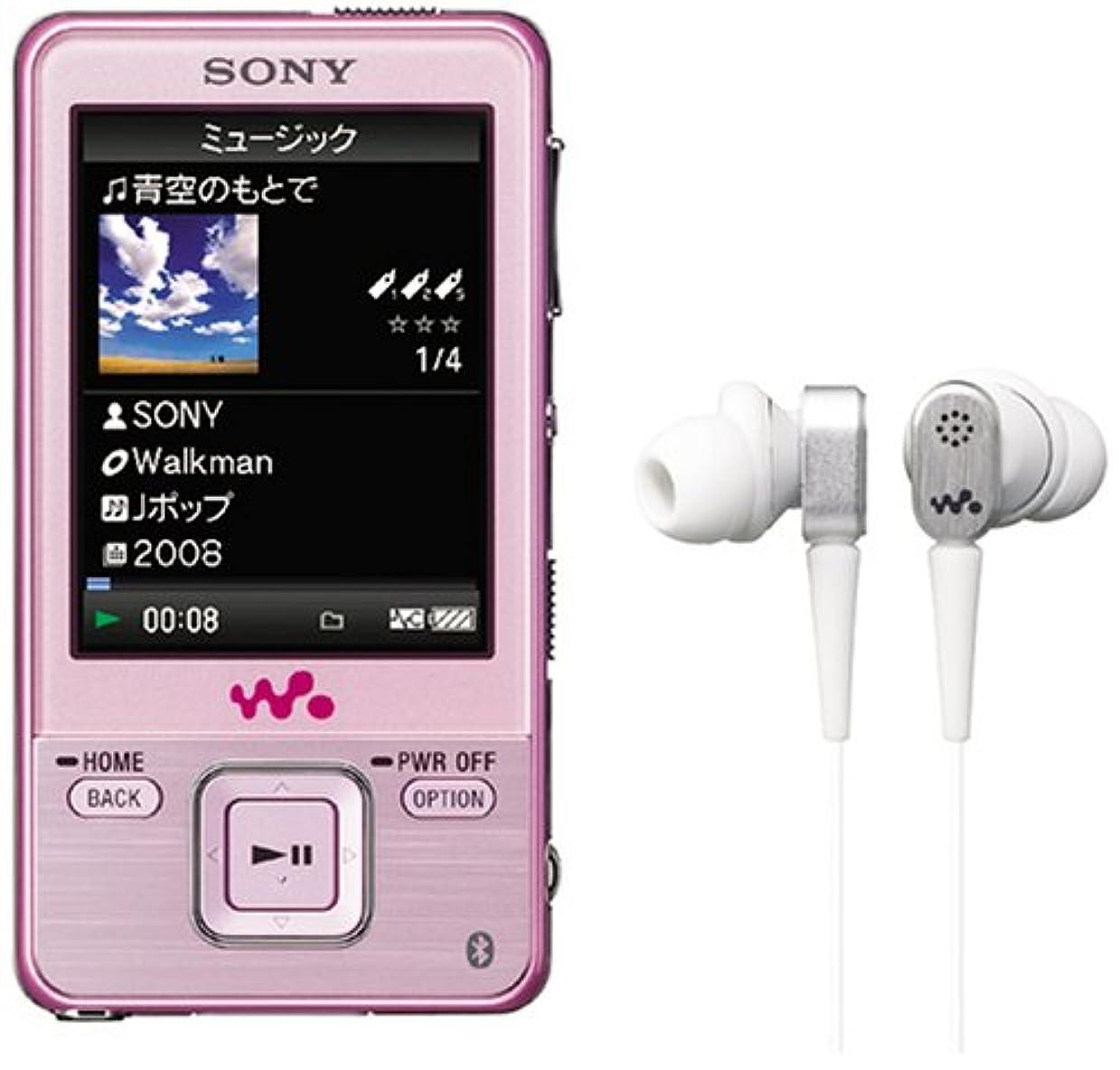 巡礼者解く悪意のあるSONY ウォークマン Aシリーズ ビデオ対応 8GB ピンク NW-A828 P