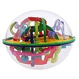 freneci 299 Niveles 3D Maze Ball Ball Puzzle Cerebro Teaser Educational Juguete para Niños