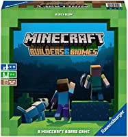Ravensburger Minecraft Builders & Biomes gra