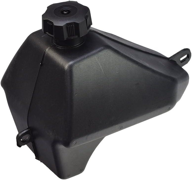 Alternative dealer AlveyTech Black Plastic Fuel Tank Fort Worth Mall ATVs Baja 50cc for