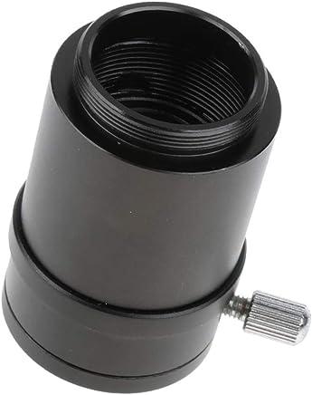 850b8e2a82 Fenteer ] 1x Adaptador De Microscopio C-Mount para Lente Ocular Digital De  Video Cámara