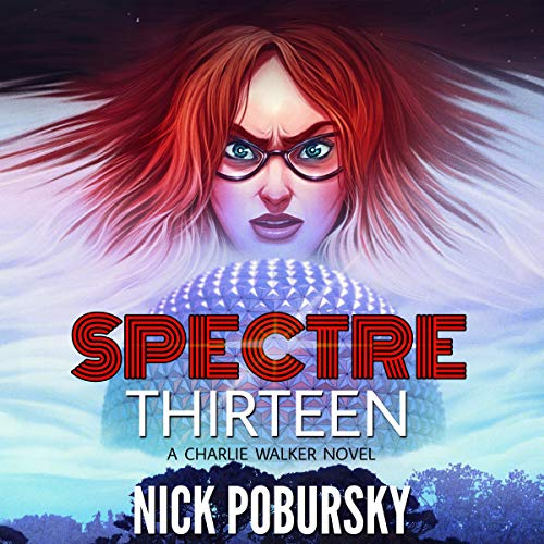 Spectre Thirteen audiobook cover art