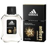Adidas Victory League - Agua de tocador vaporizador para hombre, 100 ml