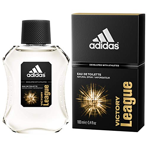 Adidas Victory League Eau De Toilette Spray for Men, 3.4 Ounce