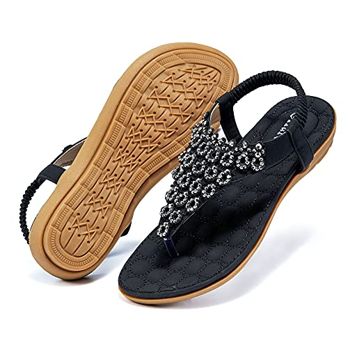 Women's Summer Sandals Casual Comfortable Flip...