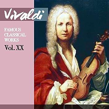 Vivaldi: Famous Classical Works, Vol. XX