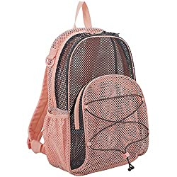 which is the best small mesh backpack in the world