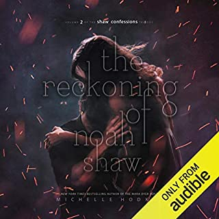 The Reckoning of Noah Shaw cover art