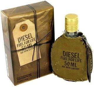 Fuel For Life Pour Homme 4.0 FL. OZ. EAU DE TOILETTE SPRAY & SPLASH MEN