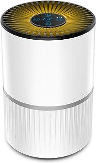 Luchtreiniger voor Thuis met HEPA-Combifilter & Actieve Koolfilter, 4-Traps Filter voor 99,97% Filterprestatie, Luchtreini...