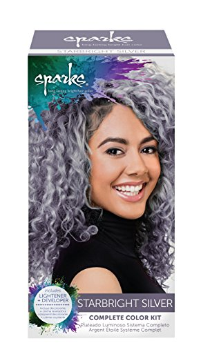 Sparks Complete Color Kit, Starbright Silver