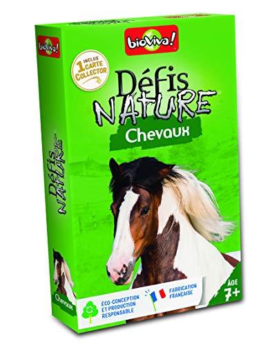 Bioviva - 282611 - Défis Nature - Chevaux
