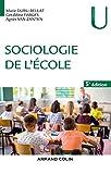 Sociologie de l'école - 5e éd. - Format Kindle - 24,99 €