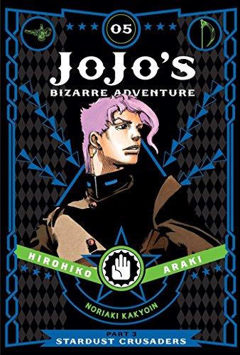 Jojo's Bizarre Adventure: Part 3--Stardust Crusaders, Vol. 5, 5