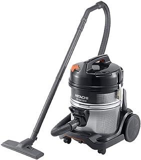 日立 掃除機 お店用 強力パワー360W コードリール・ブロワー機能搭載タイプ 集じん容積18L 布フィルター CV-GR1800