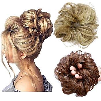 Best blonde bun wig Reviews