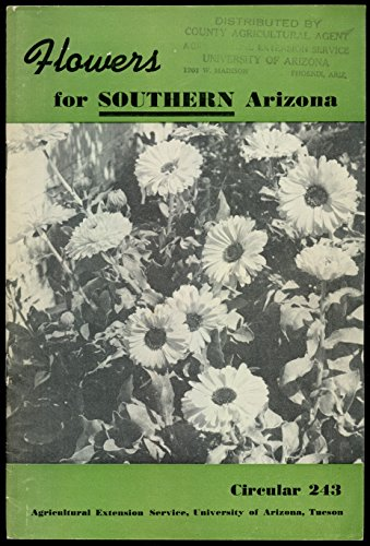 Flowers for southern Arizona (Circular)