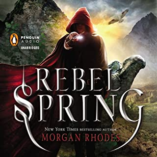 Rebel Spring audiobook cover art