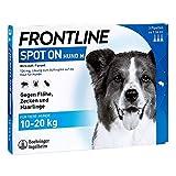 Frontline Spot on Hund M 134 mg, 3 St