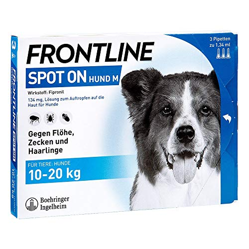 Frontline Spot on Hund M 134 mg, 3 St
