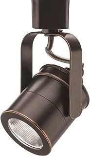 LITHONIA LIGHTING LTIHSPLT 27K ORB M4 Spotlight 1 Oil-Rubbed Integrated LED Track Lighting Head, Bronze