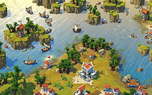 XHJY Videojuego Age of Empires Online Puzzle De Rompecabezas Creativo Desafío Intelectual, Juegos para Adultos, Niños,Decoración del Hogar, Regalos De Navidad-1000 Piezas(75 x 50 cm)