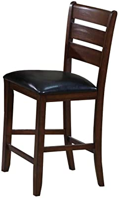 Remarkable Amazon Com Acme 0 Set Of 2 Solid Hardwood Dining Chair Short Links Chair Design For Home Short Linksinfo