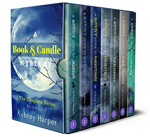 A Book & Candle Mystery (The Complete Series: Books 1-7)