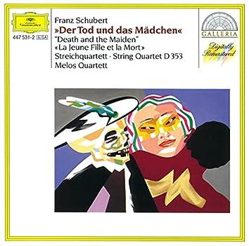 "Schubert: ""Death and the Maiden""; String Quartet D 353"