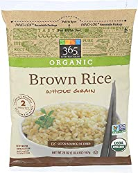365 Everyday Value, Organic Brown Rice, Whole Grain, 20 oz, (Frozen)
