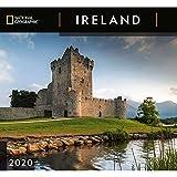 2020 Ireland NG Wall Calendar,...